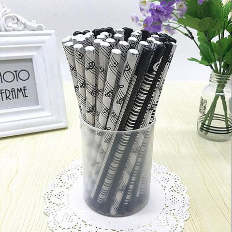 Musical Pencil Pack (4PC)