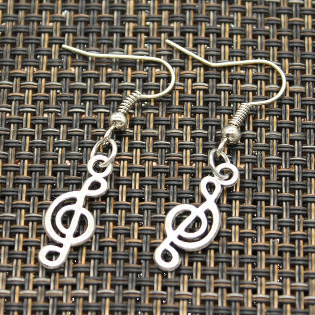 Treble Earrings