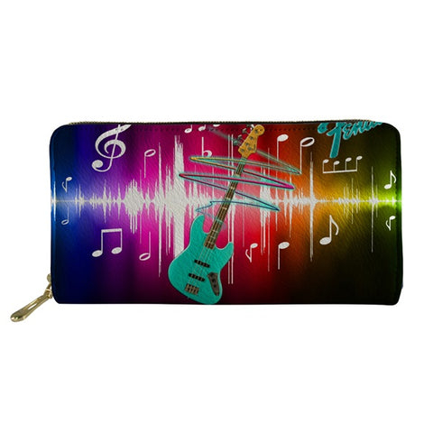 E.Guitar Music Vizualiser Wallet