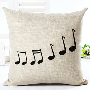 Musical Pillowcases