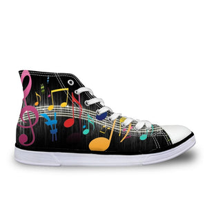 Grafitti Music Women's Sneakers