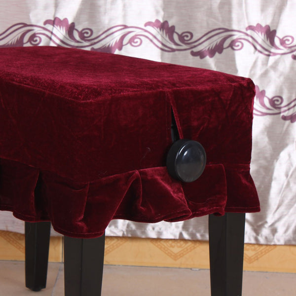 Piano Stool Cover