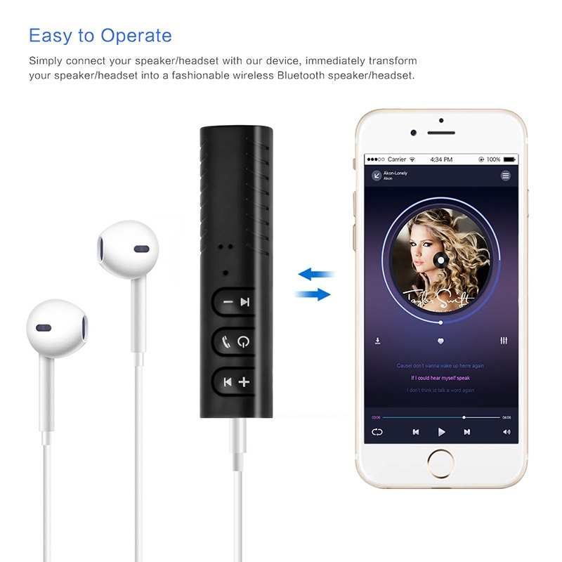 Bluetooth Audio Ontvanger