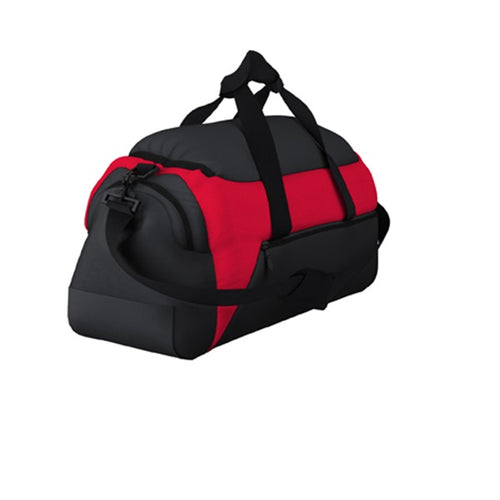 Matchday Holdall Black/Red Kit Bag