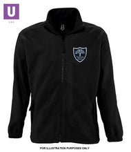 Load image into Gallery viewer, Treetops School Staff Polar Fleece Jacket with logo