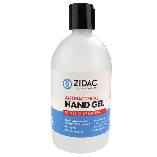 Alcohol Hand Sanitiser Gel 500ml (70% Alcohol)