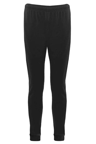 Black Essentials P.E. Tracksuit Bottoms