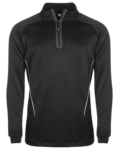 Black Performance P.E. Tracksuit Top