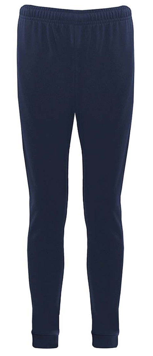 Navy Essentials P.E. Tracksuit Bottoms