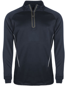 Navy Performance P.E. Tracksuit Top
