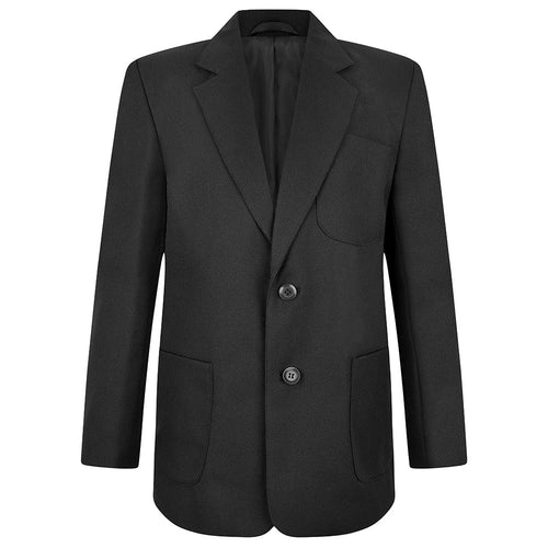 Boys Black Badge-Access School Blazer