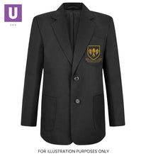 Load image into Gallery viewer, St Cleres Boys Eco School Blazer with logo