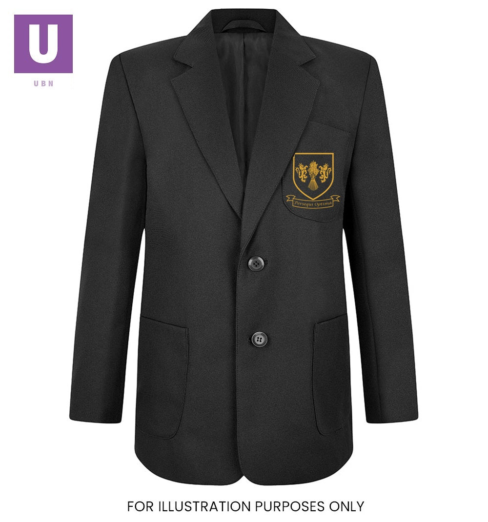 St Cleres Boys Eco School Blazer with logo