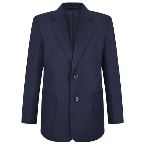Boys Navy Eco School Blazer