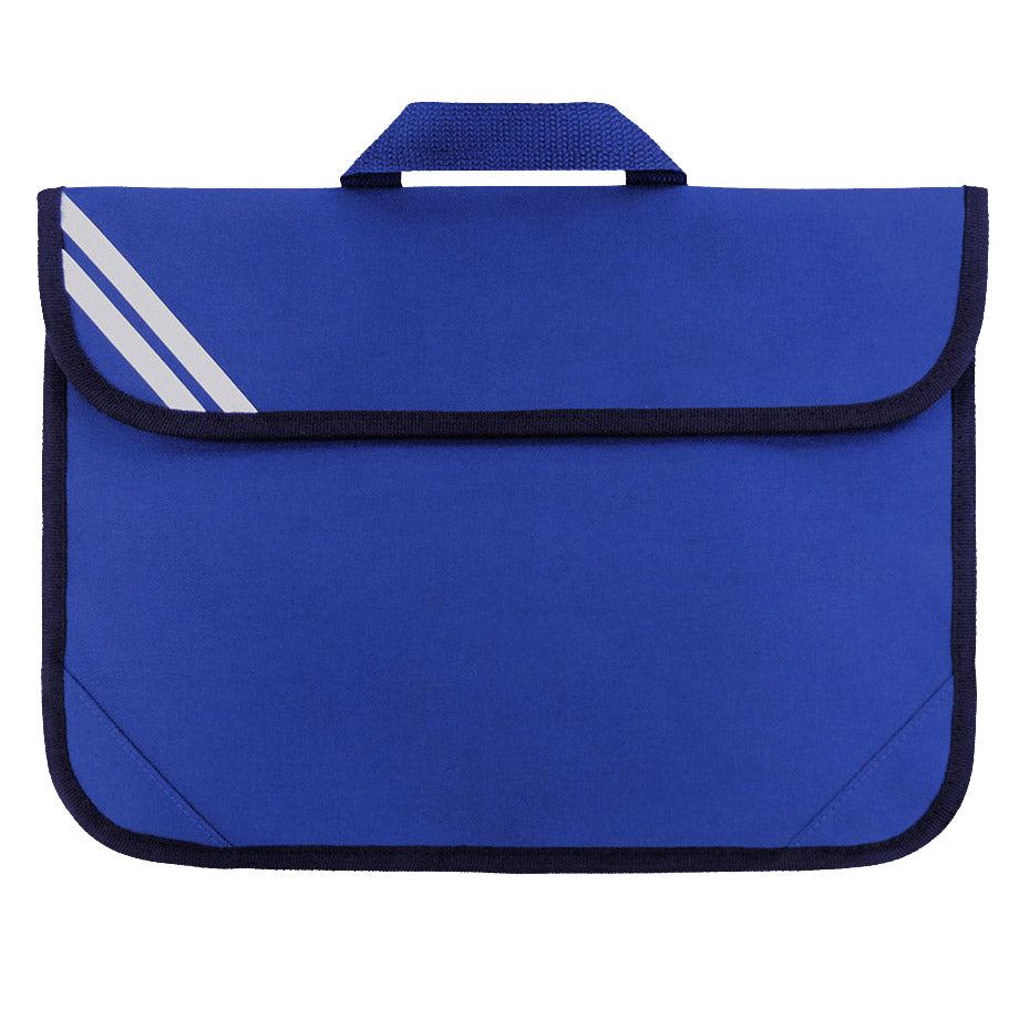 Royal Blue Book Bag