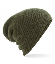 Load image into Gallery viewer, Beechfield Heavy Gauge Slouch Beanie