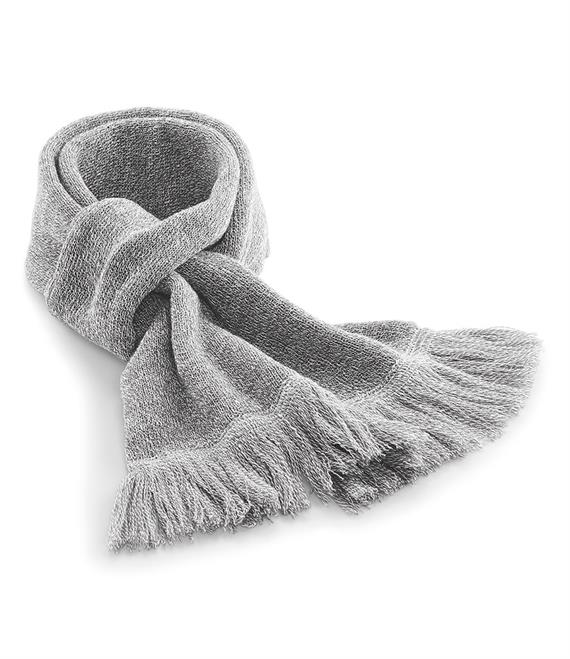 Beechfield Classic Knitted Scarf