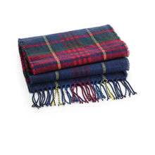 Load image into Gallery viewer, Beechfield Classic Check Scarf