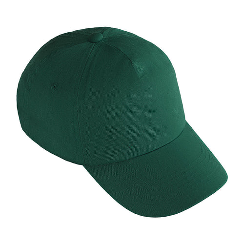 Bottle Green Junior Baseball Cap