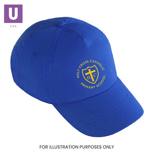 Holy Cross Primary Baseball Cap with logo