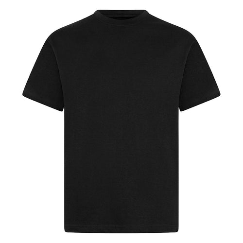 Black P.E. Crew Neck T-Shirt