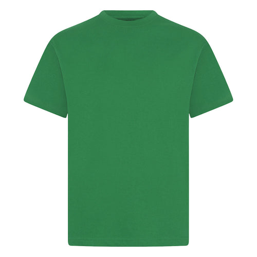 Emerald Green P.E. Crew Neck T-Shirt