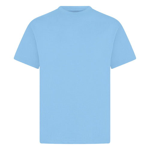 Sky Blue P.E. Crew Neck T-Shirt