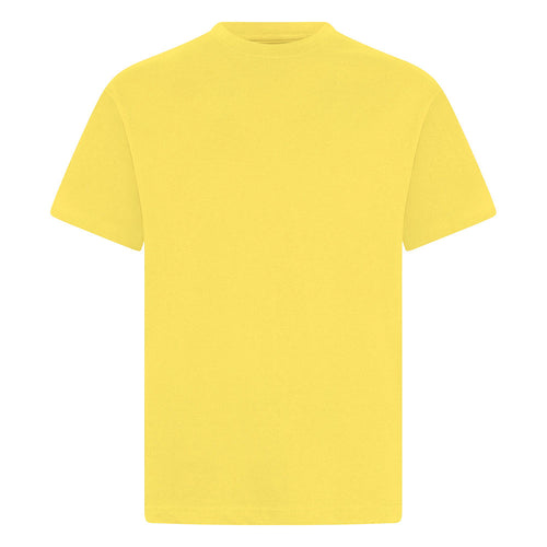 Yellow P.E. Crew Neck T-Shirt