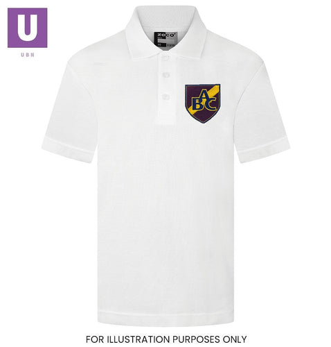 Belmont Castle Polo Shirt with logo