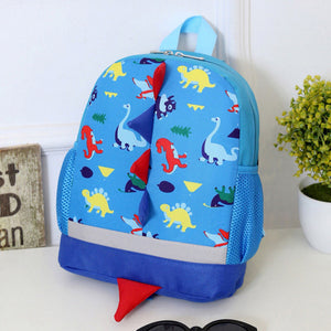 Children's Dinosaur Pattern Backpack