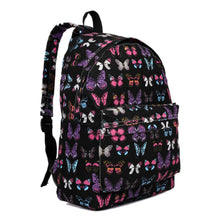 Load image into Gallery viewer, Butterfly Retro Backpack