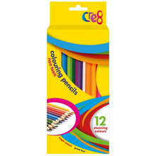 Load image into Gallery viewer, Cre8 Colouring Pencils (12pk)