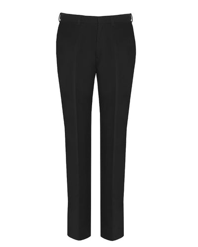 Girls Black Contemporary Trousers