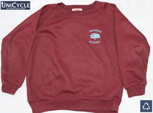 Pre-Loved Woodside Academy Crew Neck Sweatshirt