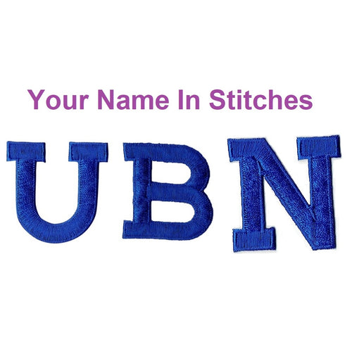 Name Embroidery Service