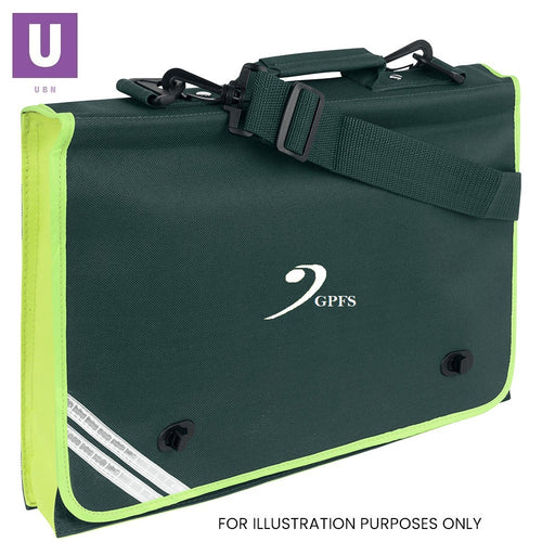 Gateway Primary Hi Viz Document Case with logo
