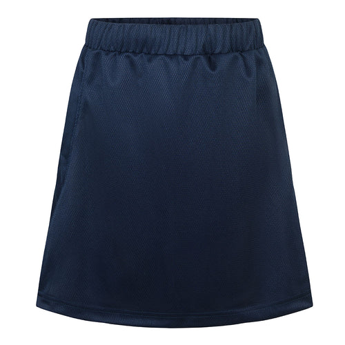 Girls Navy Skort