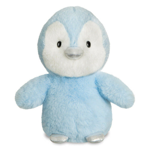 Aurora Glitzy Tots Blue Penguin Plush Toy