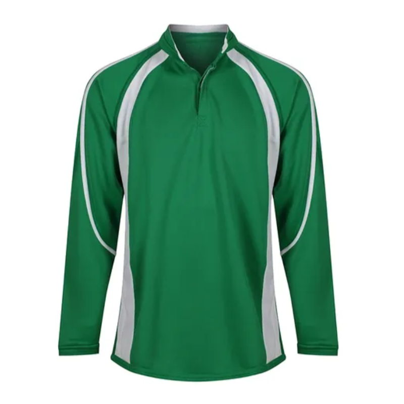 St Cleres 'Conrad' Rugby Shirt with logo