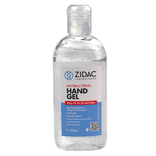 Alcohol Hand Sanitiser Gel 200ml (70% Alcohol)