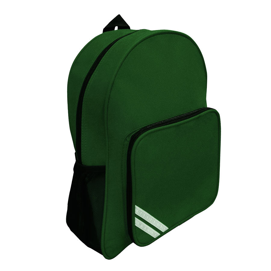 Bottle Green Infant Backpack