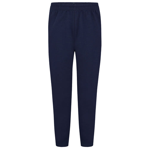Zeco Navy Blue Jogging Bottoms