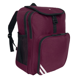 Burgundy Junior Backpack
