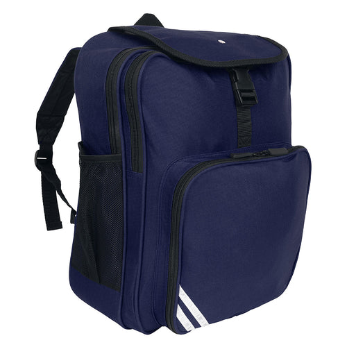 Navy Blue Junior Backpack