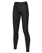 Load image into Gallery viewer, Black High Performance Academy Leggings