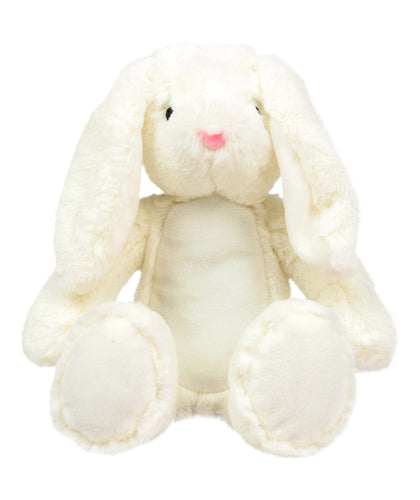 Mumbles White Bunny Plush Toy