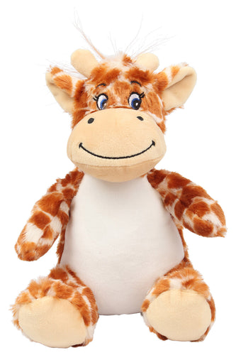 Mumbles Mini Giraffe Plush Toy