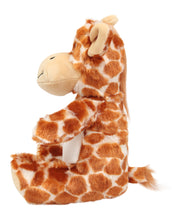 Load image into Gallery viewer, Mumbles Mini Giraffe Plush Toy