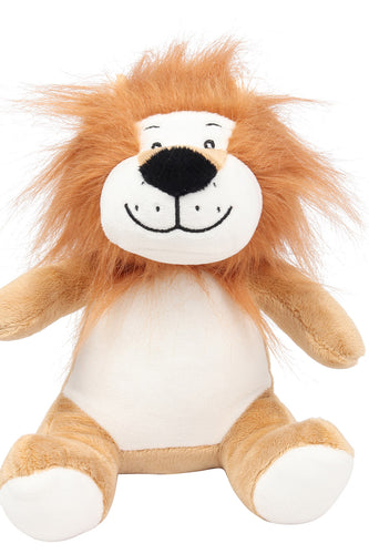 Mumbles Mini Lion Plush Toy