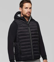 Load image into Gallery viewer, Proact Hooded Padded Bodywarmer